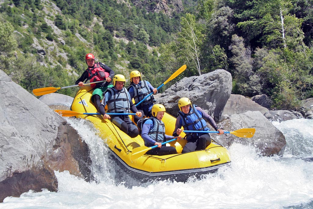 Rafting à Itxassou