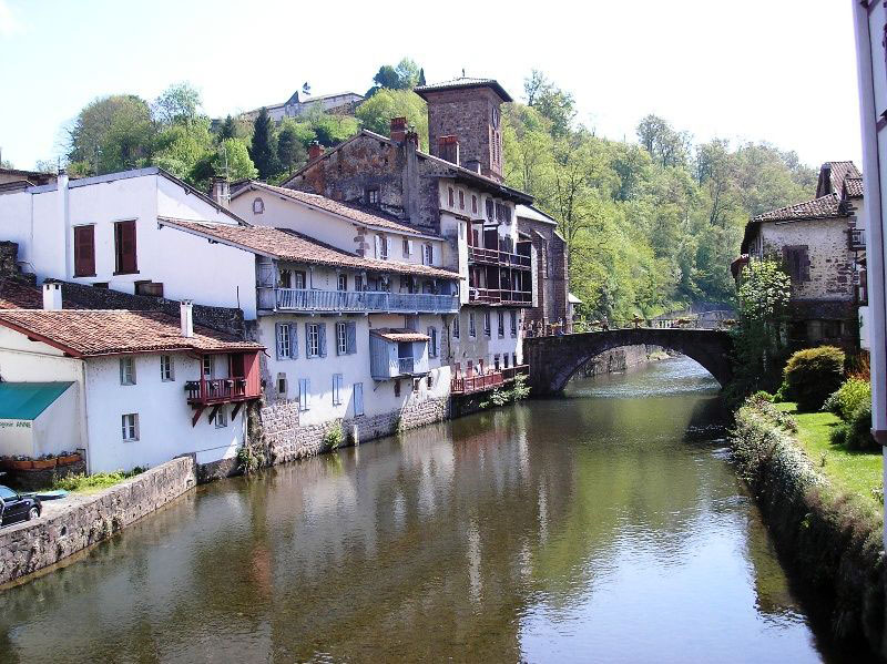 Office de tourisme de saint jean pied de port et saint - Office de tourisme saint jean d arves ...