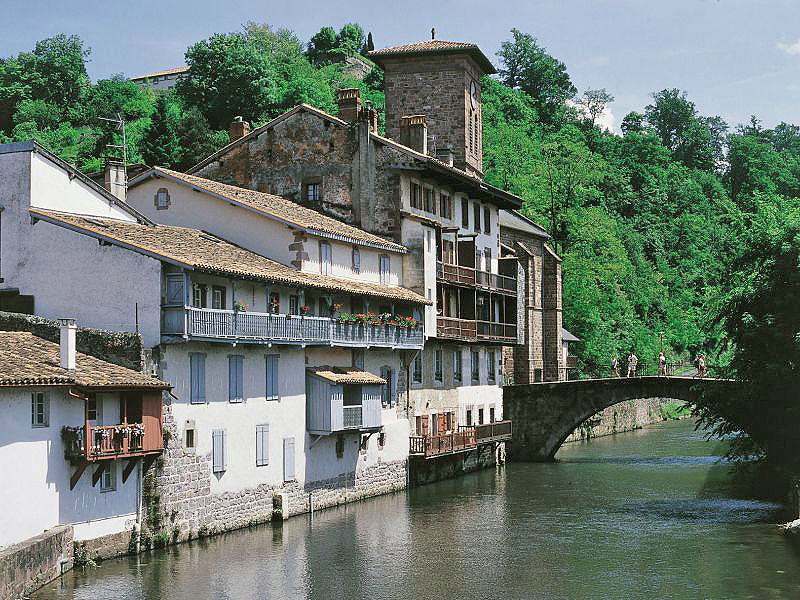 Office de tourisme de saint jean pied de port et saint - Office du tourisme de st jean de monts ...