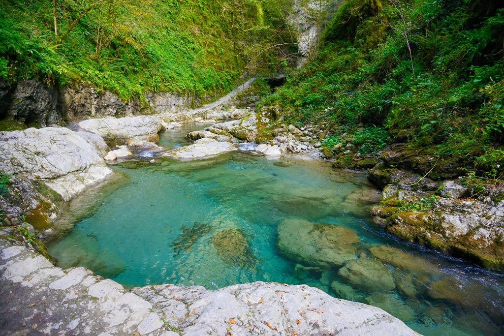 Les Gorges De Kakuetta Sites Naturels 224 Sainte Engr 226 Ce