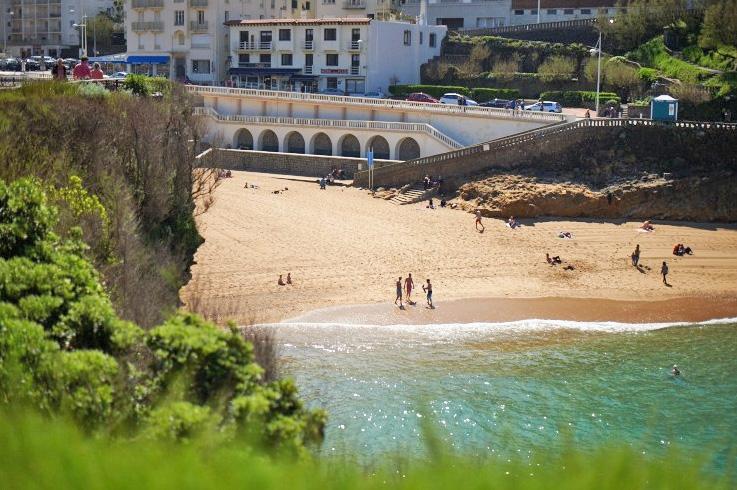 H tel de la plage h tels biarritz - Hotel de la plage biarritz 3 esplanade du port vieux ...