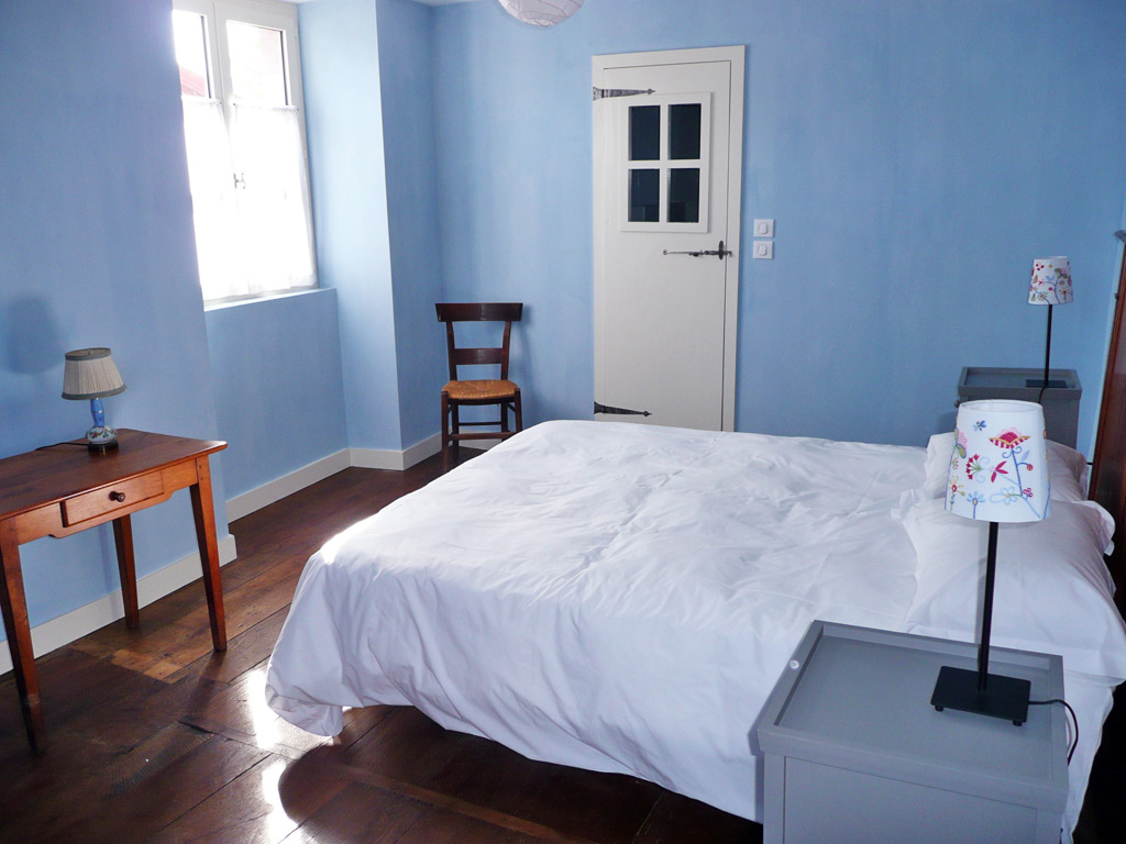 Maison ziberoa chambres d 39 h tes saint jean pied de port for Chambre d hote st jean pied de port