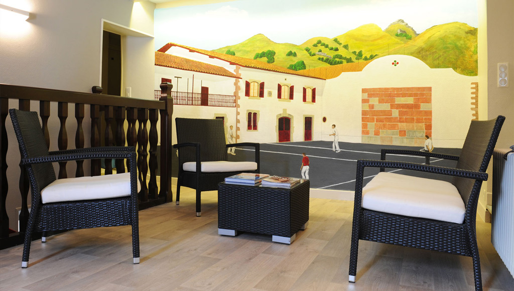 Hotel Restaurant Pays Basque Demi Pension