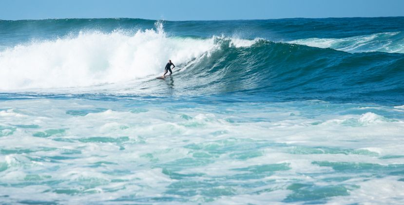 Weekend in Guéthary, a surfer's paradise