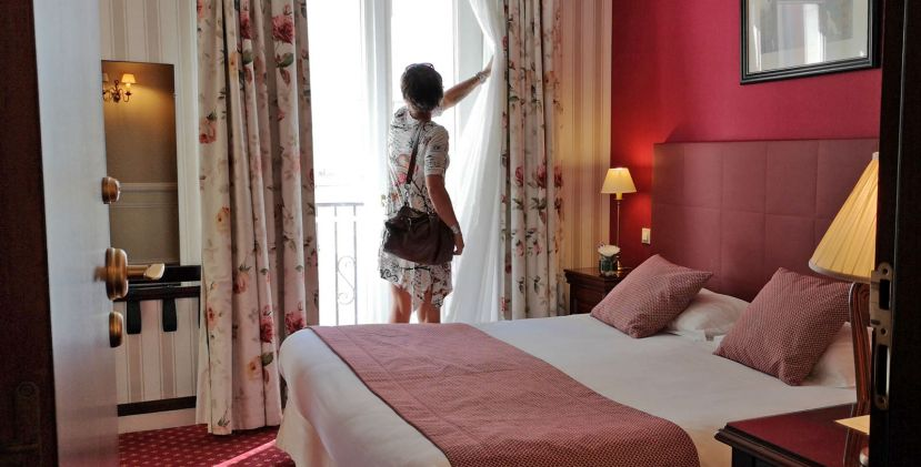 Hotel Georges VI in Biarritz: charming stay by the sea