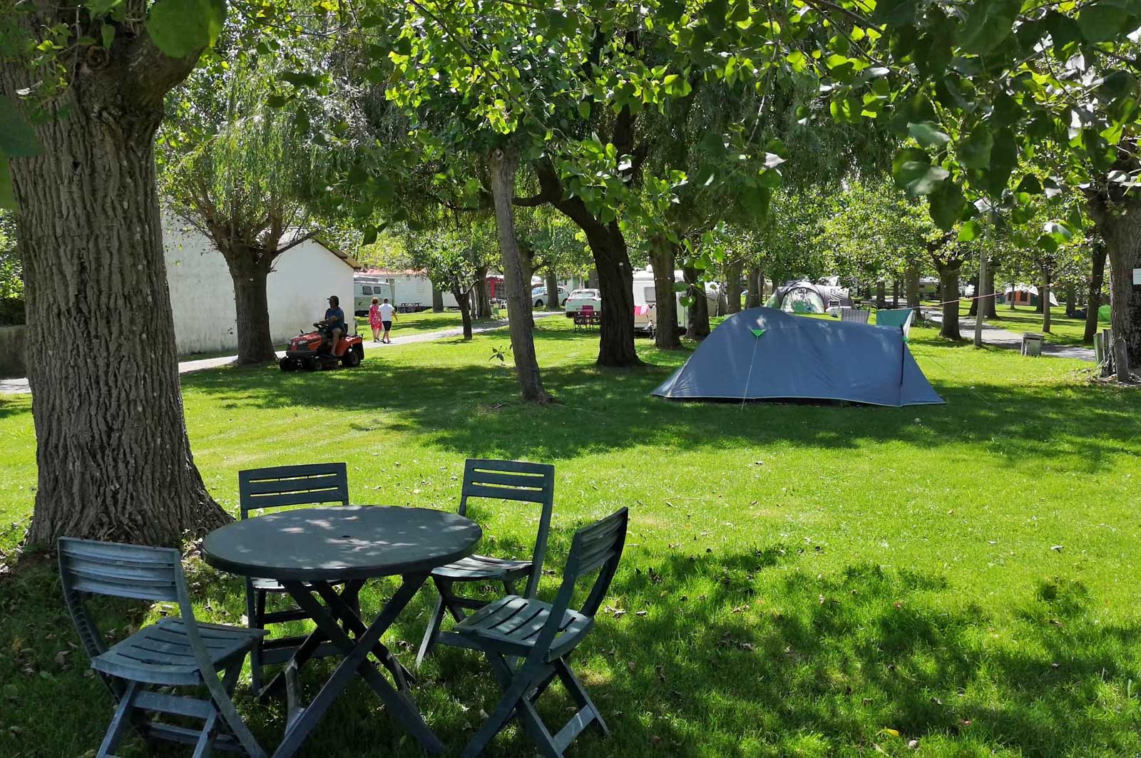 Camping Aire Ona