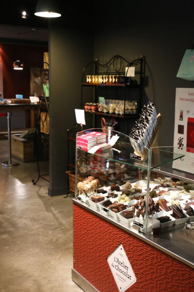 L'atelier du Chocolat de Bayonne