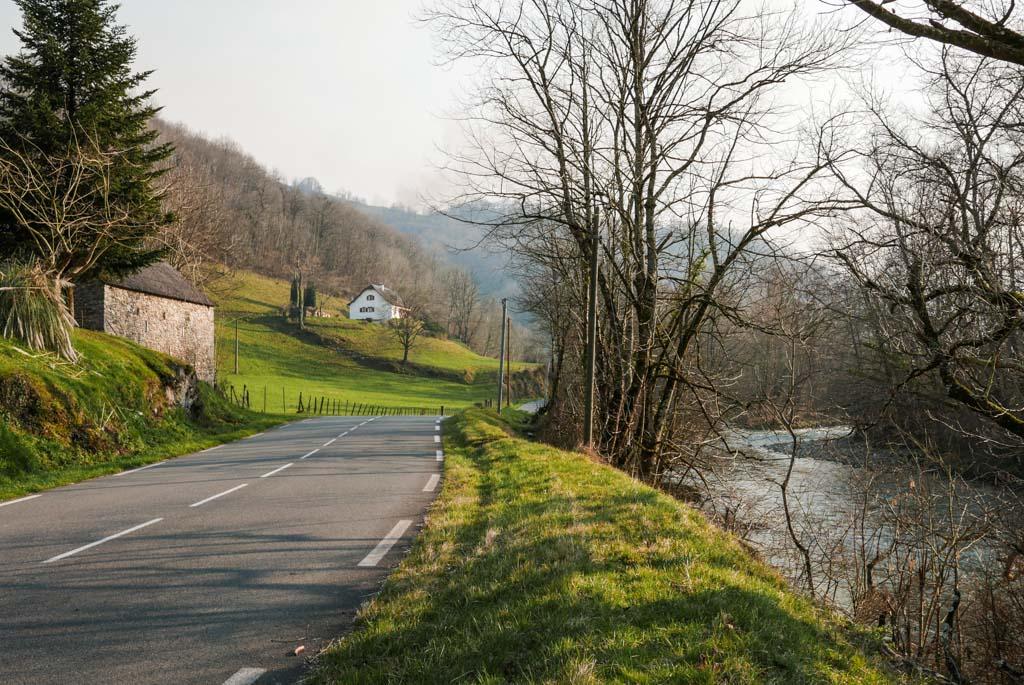 superbes routes du Pays-Basque