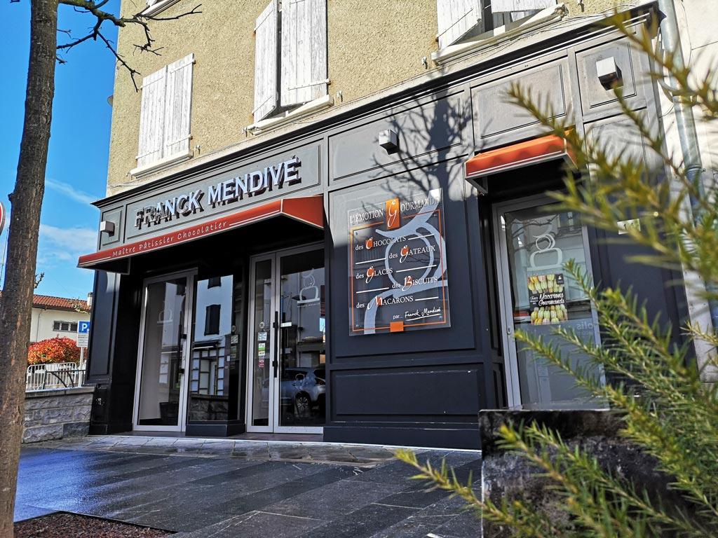Boutique Franck Mendivé