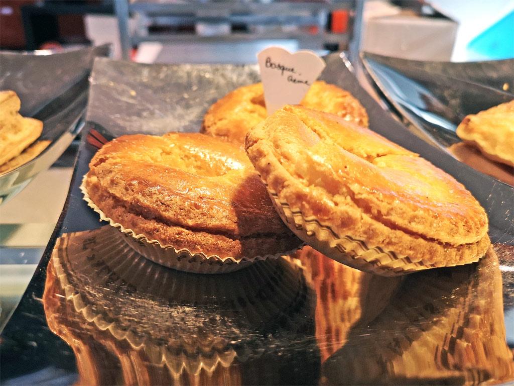 Gâteaux Basques Franck Mendivé