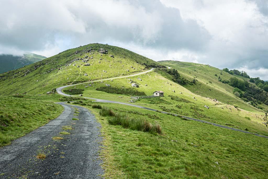 montagne GR10 Pays Baque