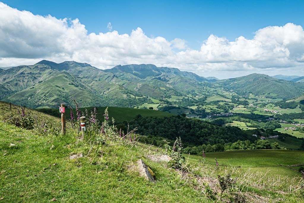 GR10 Pays Basque