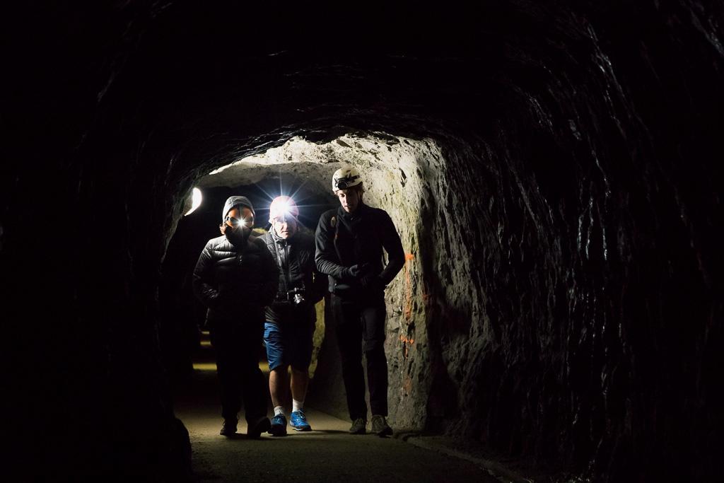 grottes de la Verna