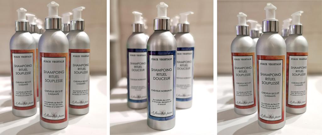 Des shampoings pour tous les types de cheveux