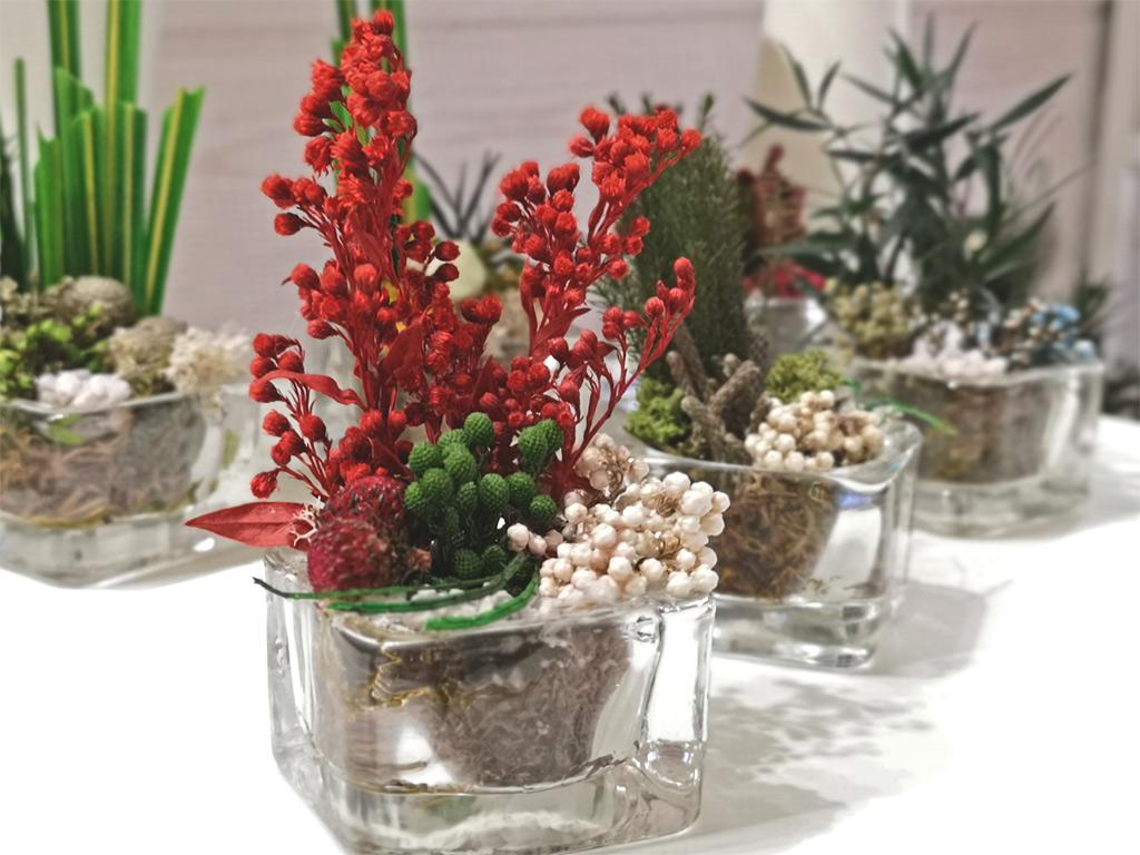 Des fleurs qui restent naturellement belles