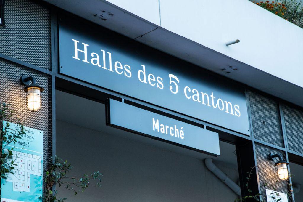 Les Halles des Cinq Cantons