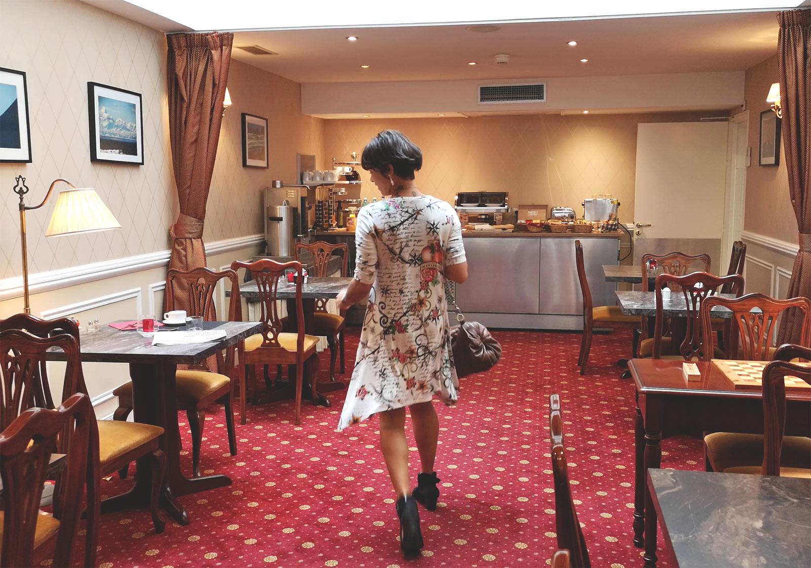 Hotel Georges VI
