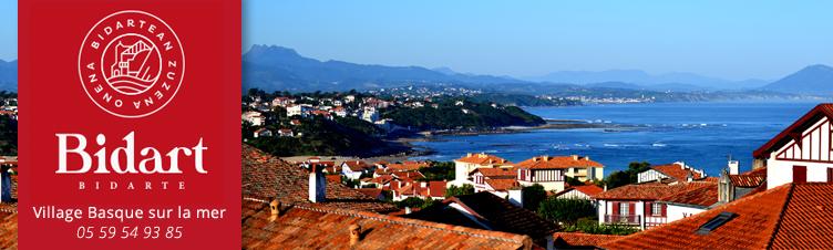 Offices de tourisme au pays basque tourisme pays basque - Bidart office de tourisme ...