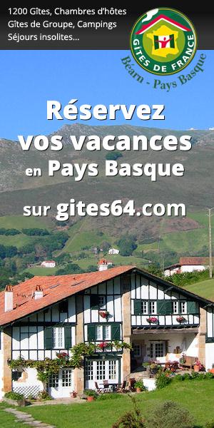réservez votre chambre d'hôtes au pays basque & la côte basque