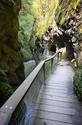 Gorges de Kakuetta - Pays Basque